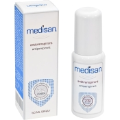 Medisan® Plus Antitranspirant Pumpspray