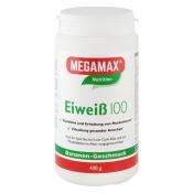 MEGAMAX® BASIC & ACTIVE Eiweiß 100 Banane