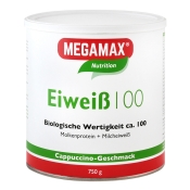 MEGAMAX® BASIC & ACTIVE Eiweiß 100 Cappuccino