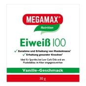 MEGAMAX® Eiweiss 100 Vanille