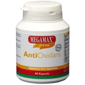 MEGAMAX® FIT & VITAL Anti Oxidans