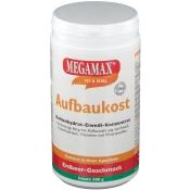 MEGAMAX® Fit & Vital Aufbaukost Kohlenhydrat-Eiweiß-Konzentrat Erdbeer-Geschmack
