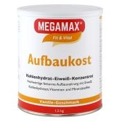 MEGAMAX® FIT & VITAL Aufbaukost Vanille