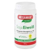 MEGAMAX® Nutrition Soja Eiweiß Vanille-Geschmack