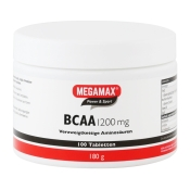 MEGAMAX® Power & Sport BCAA 1200 mg