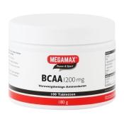 MEGAMAX® POWER & SPORT BCAA 1200 mg Tabletten