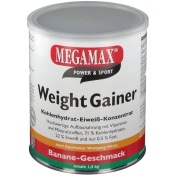 MEGAMAX® WEIGHT GAINER Banane