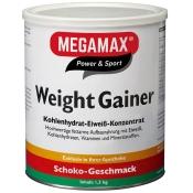 MEGAMAX® WEIGHT GAINER Schoko