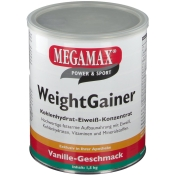 MEGAMAX® WEIGHT GAINER Vanille