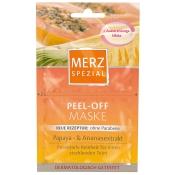 Merz Spezial Peel-Off Maske Ananas & Papaya