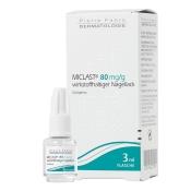 MICLAST® 80 mg/g wirkstoffhaltiger Nagellack + 30 ml Nagellack-Entferner GRATIS