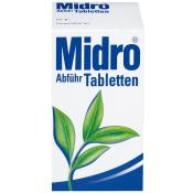 Midro Abführ Tabletten