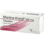 Migräne-Kranit® 500 mg Tabletten