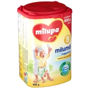 Milupa milumil 3 Vanille-Geschmack
