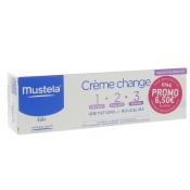 mustela® Bébé Creme für Windelwechsel
