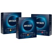 MY.SIZE 53 57 60 Kondome Testpack