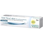 NAC Teva® akut 200 mg Brausetabletten