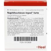 Naphthochinon-Injeel® forte