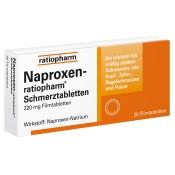 Naproxen-ratiopharm® Schmerztabletten