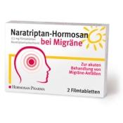 Naratriptan-Hormosan 2,5 mg Filmtabletten