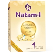 Natamil 1 Anfangsmilch