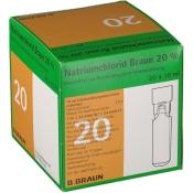 NATRIUMCHLORID 20% MPC Elektrolytkonzentrat