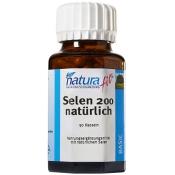 naturafit® Selen 200 natürlich