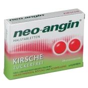 neo-angin® Halstabletten Kirsche