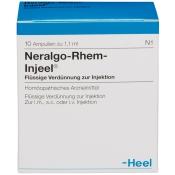 Neralgo-Rhem-Injeel® Ampullen
