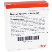 Nervus Opticus suis-Injeel® Ampullen