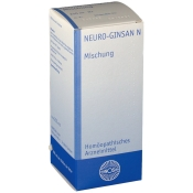 Neuro-Ginsan N Flüssigkeit