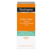 Neutrogena® visibly clear® Tägliche Feuchtigkeitspflege ölfrei