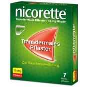 nicorette® TX Pflaster 15 mg