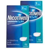 Nicotinell® 1 mg Lutschtabletten