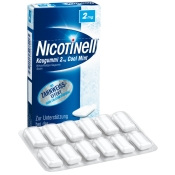 Nicotinell® 2mg Cool Mint Kaugummi