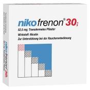 Nikofrenon® 30, 52,5 mg