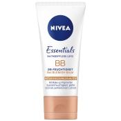 NIVEA® BB CREAM 5-IN-1 Mittel bis Dunkel LSF 10
