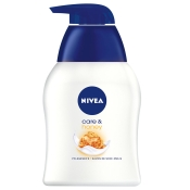NIVEA Flüssigseife honey & milk