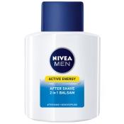 NIVEA® MEN Active Energy 2 in 1 After Shave Balsam