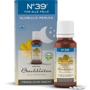 No. 39® Für alle Fälle Original Bachblüten Globulix Perlen