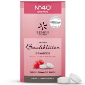 No. 40® Energie Original Bachblüten Dragees