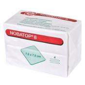 Nobatop® 8 Kompressen 7,5 x 7,5 cm unsteril