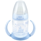 NUK® First Choice Baby Blue Trinklernflasche 150 ml