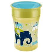 NUK® Magic Cup 250 ml pistazie Elefant