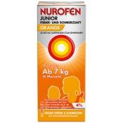 Nurofen® Junior Fieber- und Schmerzsaft Orange 4%