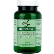 Nutritheke Vitamin D3 3.000 I.E.