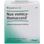 Nux vomica-Homaccord® Ampullen