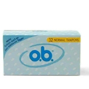 o.b.® Tampons normal