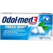 Odol-med3® Fresh Mint Kaugummis