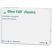 Oleo Tüll® classics 10 x 30 cm Streifen
